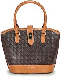 Ted Lapidus Fidelio Handbags - Brown