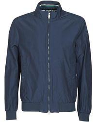 Geox Vincit Bomber Jacket Jacket - Blue
