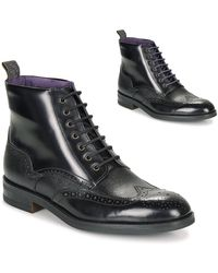 Ted Baker Twrehs Mid Boots - Black