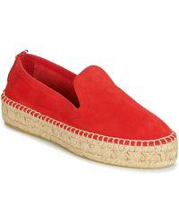 1789 Cala - Slipon Doubleleather Espadrilles / Casual Shoes - Lyst