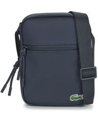 Lacoste Lcst Small Pouch - Blue