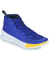 Under Armour Jet Basketball Trainers (shoes) - Blue
