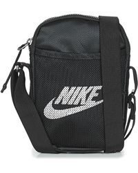 Nike Nk Heritage S Smit Pouch - Black