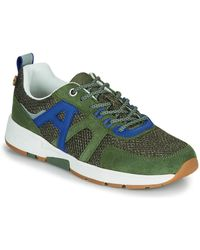 Aigle Faguo Shoes Shoes (high-top Trainers) - Green