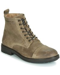 Pepe Jeans Porter Boots Mid Boots - Grey
