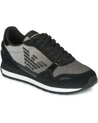 Emporio Armani X3x058-xm510 Shoes (trainers) - Black