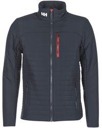 Helly Hansen Crew Insulator Jacket - Blue