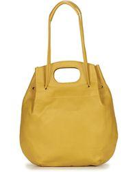 Sabrina Marguerite Handbags - Yellow