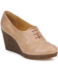 Coclico - Hama Women's Low Boots In Beige - Lyst