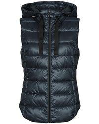 Esprit Per Ll F Tp Vst Jacket - Blue