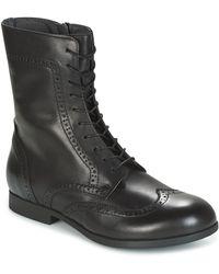 Birkenstock Larami Mid Boots - Black