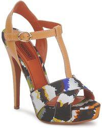Missoni Tm69 Sandals - Multicolour