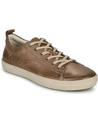 Pataugas Carl H2e Shoes (trainers) - Brown