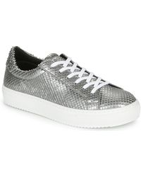 IKKS Bq80005 Shoes (trainers) - Metallic