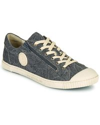 Pataugas Bump/t H2e Shoes (trainers) - Grey