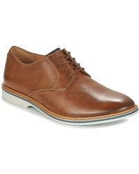 Clarks - Atticus Lace Men's Casual Shoes In Multicolour - Lyst