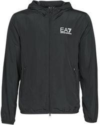 EA7 Train Core Id M Jacket Windbreakers - Black