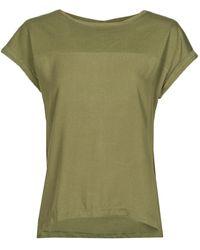 Esprit T-shirts T Shirt - Green