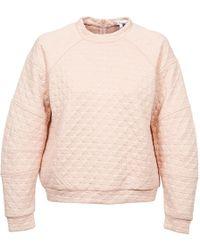 BCBGeneration Alicia Sweatshirt - Pink
