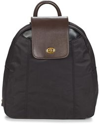 Moony Mood Louce Backpack - Black