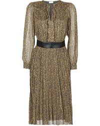 Liu Jo Wf0500-t4184 Long Dress - Brown