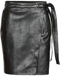 Replay W9829 Skirt - Black