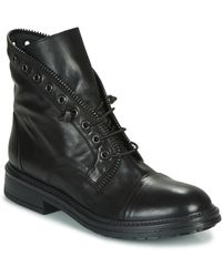FRU.IT Rimini Mid Boots - Black