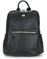 David Jones 6604-2 Backpack - Black
