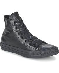 Converse - Chuck Taylor All Star Seasonal Metallics Hi Shoes (high-top Trainers) - Lyst