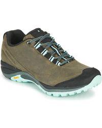 Merrell Siren Traveller 3 Walking Boots - Green