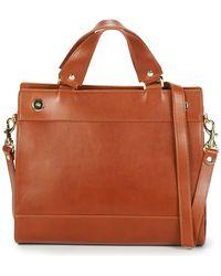 Sabrina Mazarine Handbags - Brown