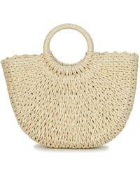 André Rosia Shopper Bag - Natural
