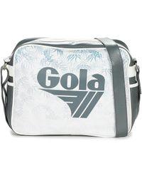 Gola - Redford Watercolour Messenger Bag - Lyst
