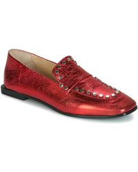FRU.IT 5307-587 Loafers / Casual Shoes - Red