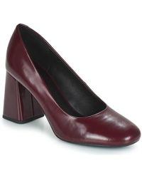 Geox D Seylise High Heels - Red
