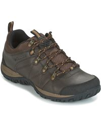 Columbia Peakfreak Venture Waterproof Sports Trainers (shoes) - Brown