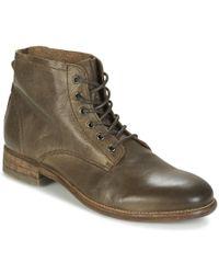 Blackstone - Jm29 Mid Boots - Lyst
