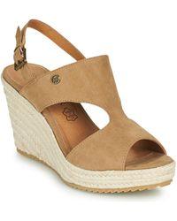 Chattawak Jacinthe Sandals - Natural