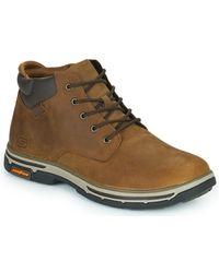 Skechers Segment 2.0 Mid Boots - Brown