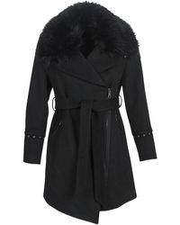 Moony Mood Litea Coat - Black