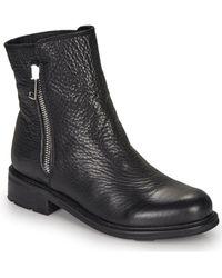 Blackstone Ql04 Mid Boots - Black