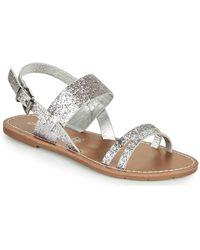 Chattawak Monia Sandals - Metallic