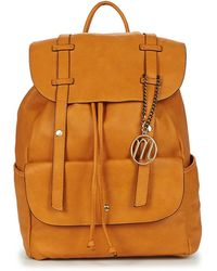 Moony Mood Foufou Women's Backpack In Brown