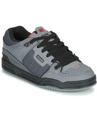 Globe Fusion Shoes (trainers) - Grey
