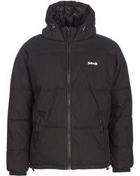 Schott Nyc Alaska Jacket - Black