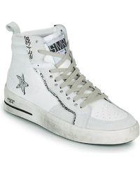 Semerdjian Maral Shoes (high-top Trainers) - White