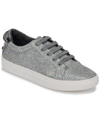 KG by Kurt Geiger Ludo Shoes (trainers) - Metallic