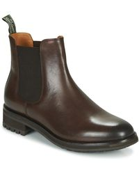 Polo Ralph Lauren Bryson Chls Mid Boots - Brown