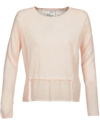 S.oliver Elmira Women's Jumper In Pink