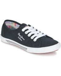Pepe Jeans - Aberlady Shoes (trainers) - Lyst